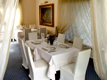 Restaurant Lipa Kranjska gora, Die Julischen Alpe