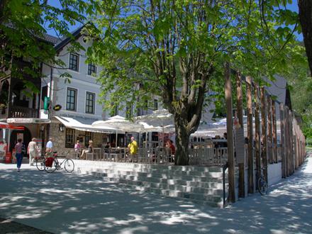 Restaurant Zaka Bled, Bled