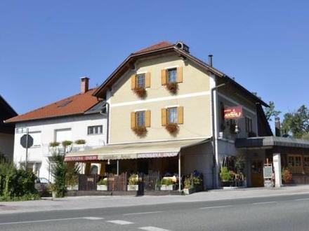 Camere pensione Arvaj, Alpi Giulie