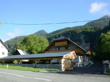 Zimmer und Apartments Martuljk, Die Julischen Alpe