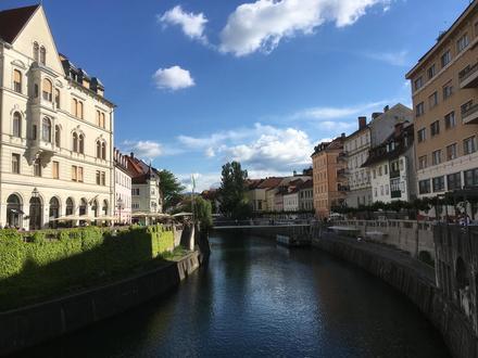 Zimmer Ljubljana, Ljubljana und Umgebung