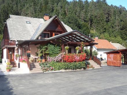 Zimmer Rožca, Die Julischen Alpe