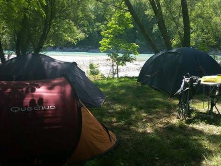Camp Gabrje, Tolmin