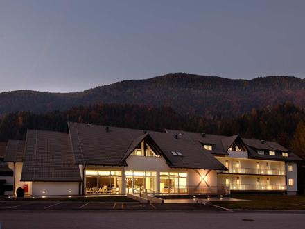 Suite Hotel Klass, Julijske Alpe