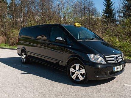 Taxi SMS, Die Julischen Alpe