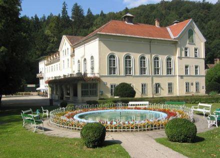 Thermalbad Dobrna, Dobrna