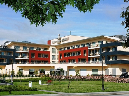 Thermalbad Ptuj - Grand hotel Primus, Maribor und das Pohorjegebirge mit Umgebung