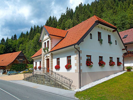Turistična kmetija Bukovje, Ljubno ob Savinji