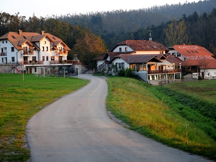 Tourist farm Hudičevec, Slovenian coast and Karst