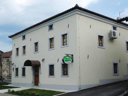 Touristischer Bauernhof Jankovi, Slowenien Küste und Karst
