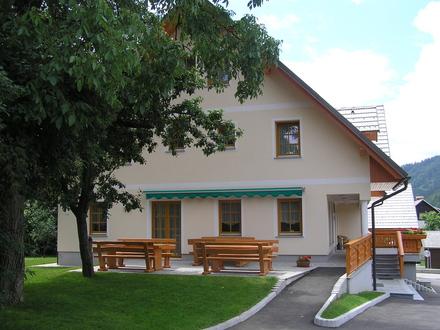 Touristischer Bauernhof  Loka, Die Julischen Alpe