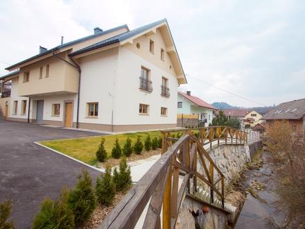 Touristischer Bauernhof Megušar, Die Julischen Alpe