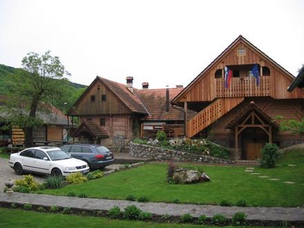 Touristisches Bauernhof pri Martinovih , Zasavsko - Posavska