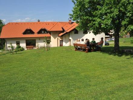 Touristischer Bauernhof Ravnjak, Maribor und das Pohorjegebirge mit Umgebung