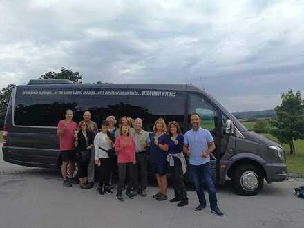 Turistični prevozi B - TOURS, Tolmin