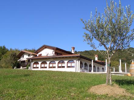 Turismo Štanfel - camere, Goriška brda