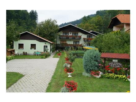 Zeleni apartma, Maribor in Pohorje z okolico