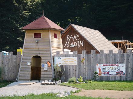 Živalski park - Ranč Aladin, Dolenjska