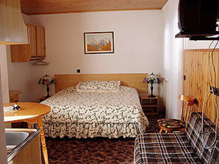 Motel Encijan - Apartment, Soča Tal