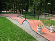 Mini golf, Bled