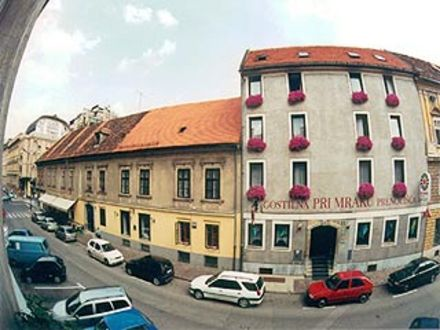 Pri Mraku hotel, Ljubljana and its Surroundings