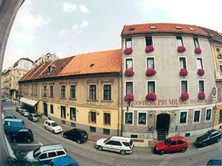 Hotel Pri Mraku, Ljubljana z okolico