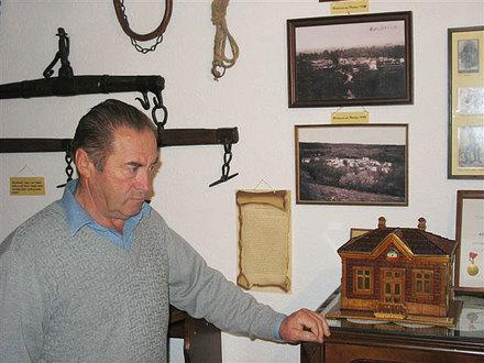 Grgurjev Ethnologiemusen , Sežana
