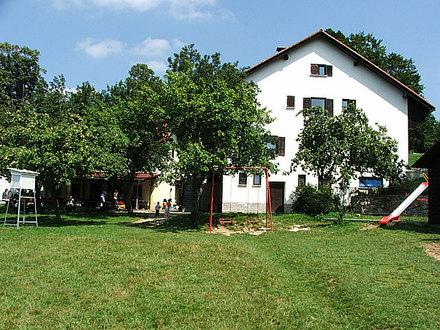 Abram tourist farm , Vipava