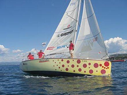 Barca a vela Ošpica PI-2013, Alpi Giulie