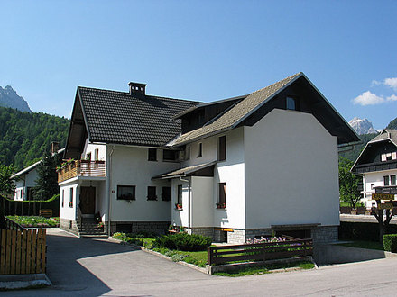 Apartmaji Grohar, Julijske Alpe
