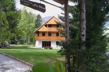 Apartments Bohinj lake and rooms Pri Ukcu, Julian Alps