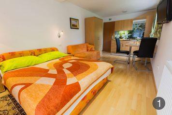 Apartmaji Bor, Julijske Alpe