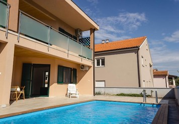 Apartments Dujič Tribunj, Vodice,