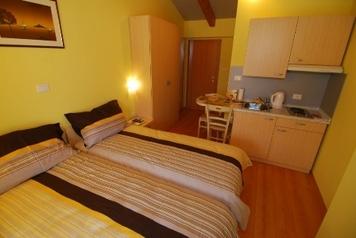 Apartmaji in sobe V mlinu, Miren