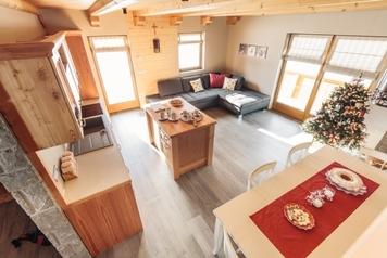 Apartmaji Krvavec, Julijske Alpe
