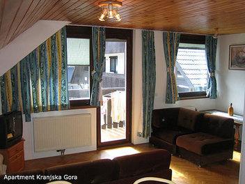 Appartamenti Rožič, Alpi Giulie