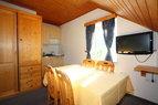 Appartamenti Rožle si trova nel centro di Kranjska gora, Alpi Giulie