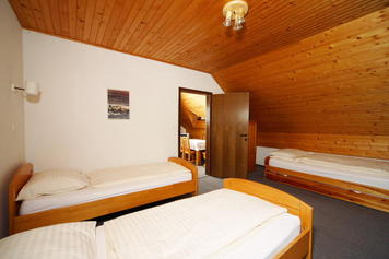 Rožle apartments is situated right in the centre of Kranjska Gora, Julian Alps