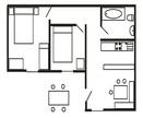 Apartment Spilugola, Küste