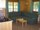 ECO chalets Camp Koren, Kobarid