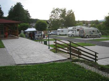 Campingplatz Kekec , Maribor und das Pohorjegebirge mit Umgebung