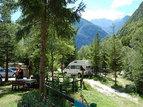 Camping Trenta - izvir Soče, Dolina Soče