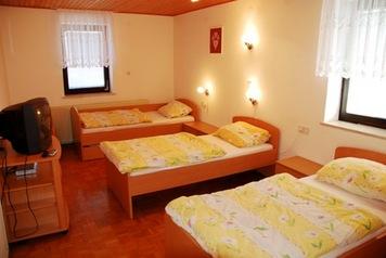 Blegoš inn and boarding house, Julian Alps