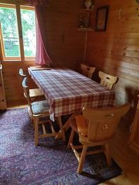 Casa su Pokljuka, Bled