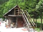 Hostel Stara pošta at Jezersko, Julian Alps