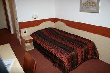 Enoposteljna soba Hotel Krek Lesce Bled