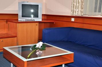 Hotel Oltra , Il litorale