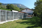 Hundehotel und Tierheim für Haustiere Oskar Vitovlje, Severna Primorska