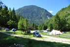 Jelinc camp, Soča Valley