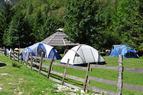 Kamp Jelinc, Dolina Soče